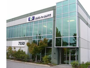 Mail-O-Matic Head Office in Burnaby BC Canada