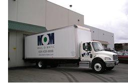 parcel processing service