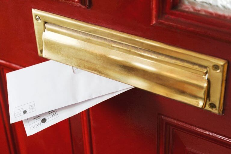 Direct Mail Marketing Instead of Email Marketing